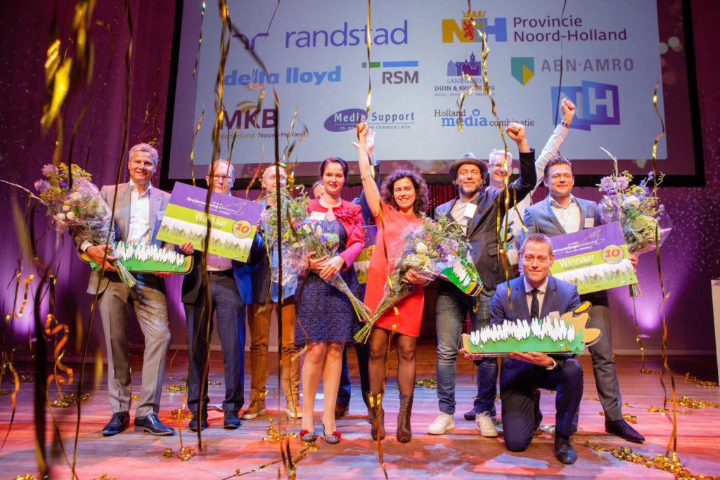 GP Groot, Zuiver en Klaas Bart Hoveniers winnen OVNH 2015-2016